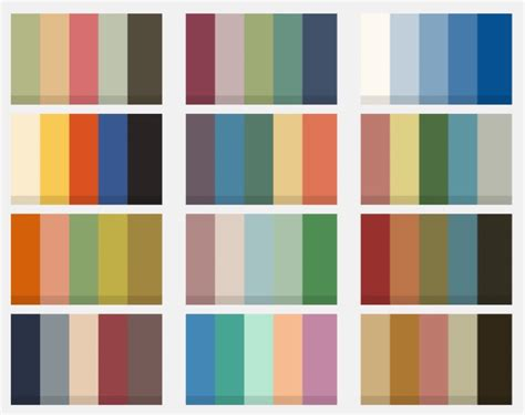 colour schemes color schemes 28 images modern color palette coolors