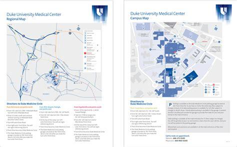 maps clinic hospital and clinic maps duke health