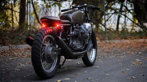 le led moto revival cycles moto guzzi le mans iv custom cafe racer