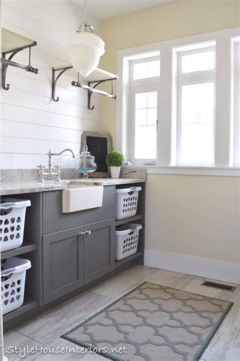 in wall laundry 25 best ideas about laundry basket shelves on