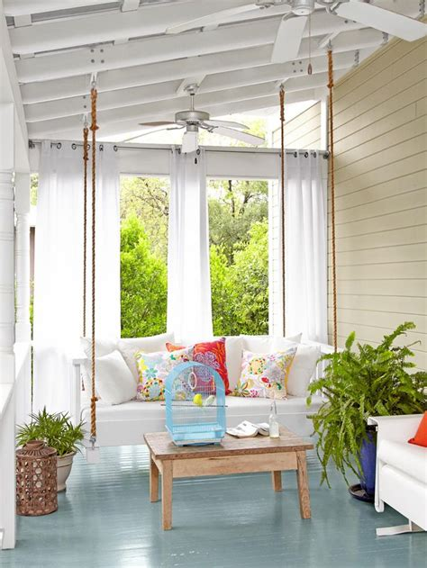 Screen Porch Window Treatments 26 best images about screened porch ideas on sun room fireplaces and deck storage