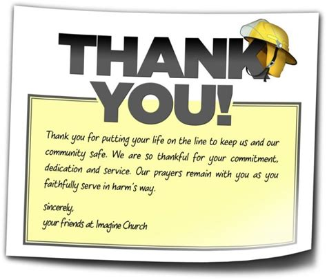 Thank You Letter For Firefighter Firefighter Thanks Quotes Image Quotes At Relatably