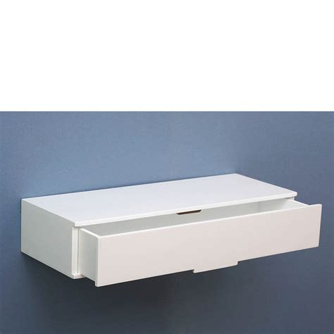 floating shelf with drawer floating drawer shelf mastershelf