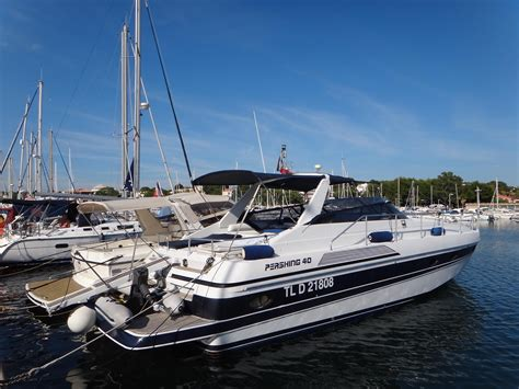 ta bay boat dealers 1995 pershing 40 power new and used boats for sale www