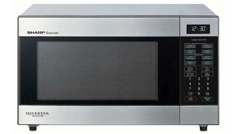 Freezer Sharp Frv 300 sharp inverter stainless steel microwave oven microwave