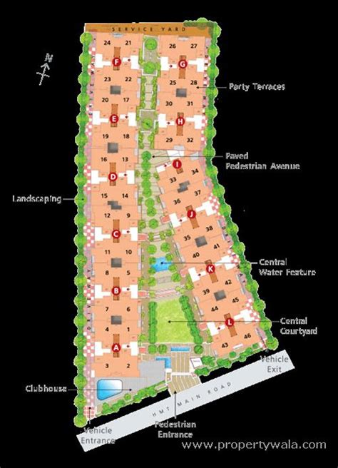 brigade courtyard hmt layout bangalore apartment