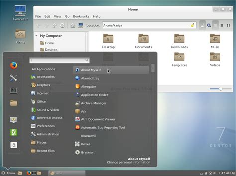 install gnome themes centos 7 gui how to install desktop environments on centos 7