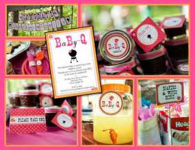 kara s ideas girly bbq baby shower ideas