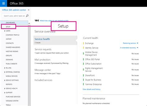 Office 365 Mail User Vs Mailbox Mail Flow Best Practices For Exchange And Office
