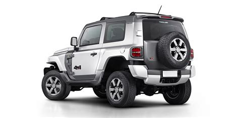 new jeep wrangler style new ford troller t4 is a born jeep wrangler