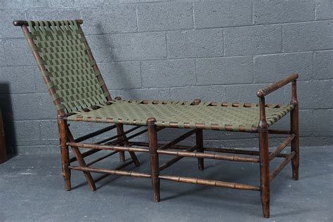 chaise adirondack adirondack adjustable chaise at 1stdibs