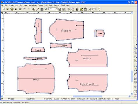 cad pattern design software free cad pattern making software 187 patterns gallery