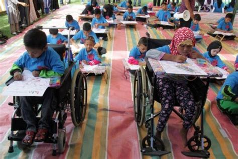 Penyelenggaraan Sekolah Untuk Anak Berkebutuhan Khusus pemkot palembang jamin pendidikan anak berkebutuhan khusus berita liputan