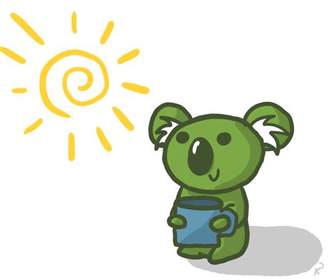 green koala wallpaper image gallery sunshine doodle