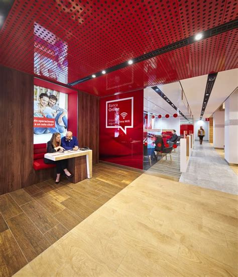 santander bank office santander unveils branch of the future retail focus