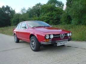 Alfa Romeo Alfetta For Sale 1978 Alfa Romeo Alfetta Gtv 2 Litre 36 000