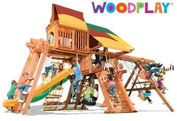 swing sets pittsburgh woodplay playhouse 6 combo 4 cedar outdoor playset