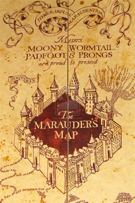 harry potter marauders map quot i solemnly swear that i am up to no quot quot mischief managed quot in dreams we enter a world