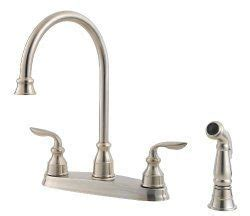 kitchen astonishing pfister kitchen faucets reviews