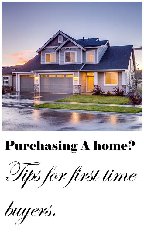 home buying tips for time buyers white lace cottage
