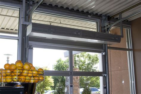 Air Curtains For Overhead Doors Air Curtains Go Beyond Industrial Uses Construction Canada