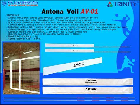 Antena Net Volly antena voli av 01 distributor olahraga