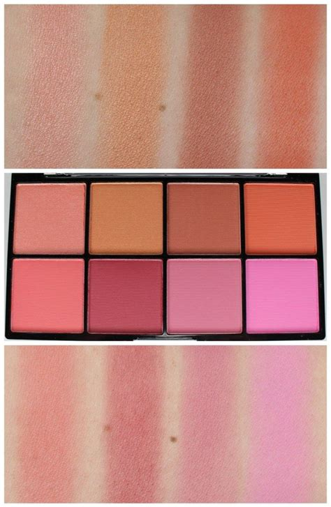 Lipstick Palette Nyx top 25 best nyx swatches ideas on nyx matte