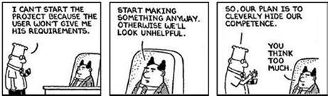 funny business using dilbert to learn business idioms