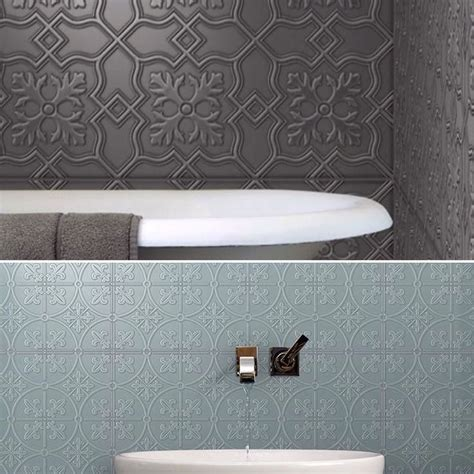 awesome pressed tin metal backsplash amertin ceilings and 25 best ideas about pressed metal on pinterest pressed