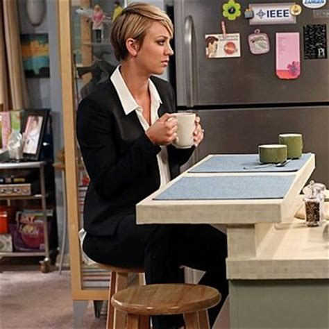 penny big bang theory short hair why penny with short hair penny photo 37727578 fanpop