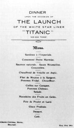 Construction, lancement et essais du Titanic