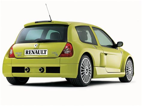 renault clio v6 white 2003 renault clio v6 related infomation specifications