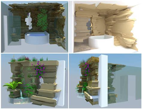 l decoration d 233 coration de piscine et de spa avec les 233 cosculptures de