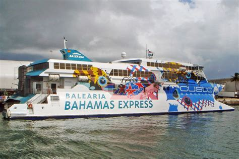 ferry boat to bahamas taking a ferry from florida to cuba