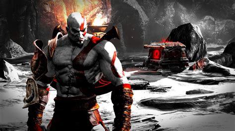 film god of war 4 god of war ps4 logo reveals gods kratos will kill