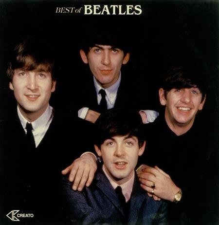 best songs of the beatles beatles best of the beatles beatnick records