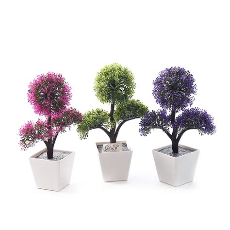 artificial decorative trees for the home buy wholesale plastic bonsai trees from china plastic bonsai trees wholesalers