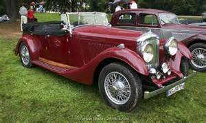 Where Are Bentley Cars Made Bentley 1936 425litre Open Tourer 2 The History Of Cars