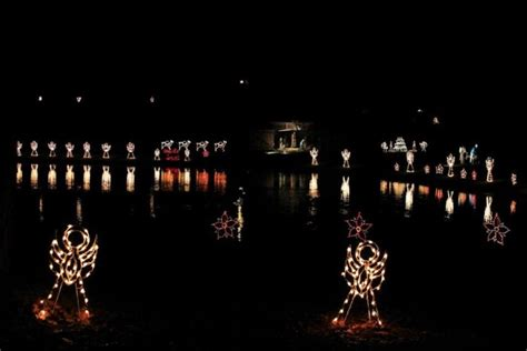 lewis lights purvis ms 12 places in mississippi with amazing decorations