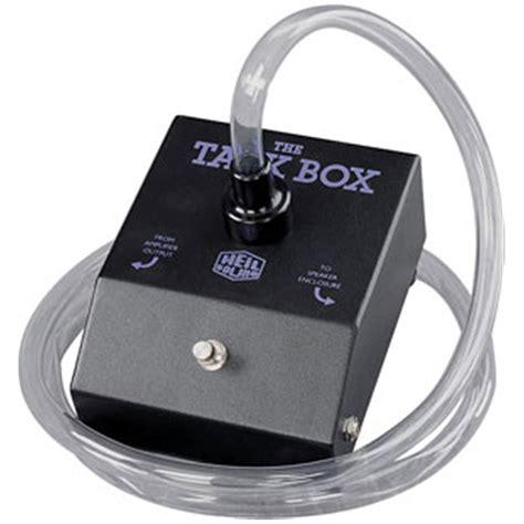 Dunlop Ht1 Heil Talk Box dunlop heil talkbox ht1 171 guitar effect