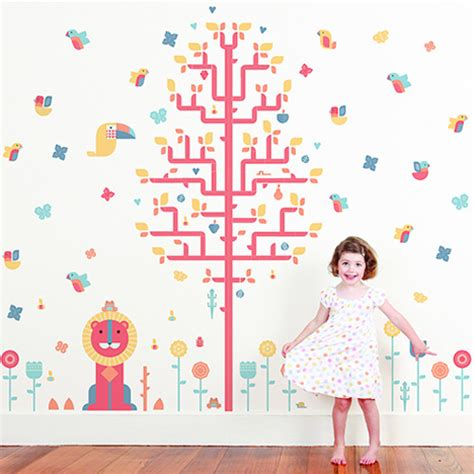 tinyme wall stickers tinyme geometric wall stickers