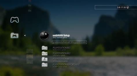 game offline yg sudah di mod bermain ps1 ps2 dan psp via webman mod tubero12
