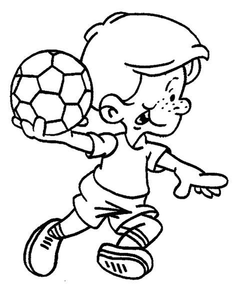 imagenes para colorear futbol dibujos para colorear de futbol