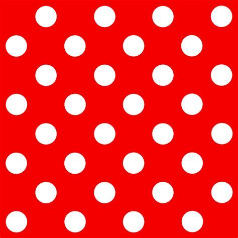white pattern dots red and white polka dots pattern free clip art