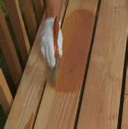 expert advice    stain  deck behr