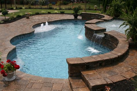 backyard city pools kansas city backyard pool design pools by york