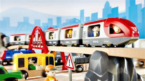 brio railways isak 197 kerlund design animation