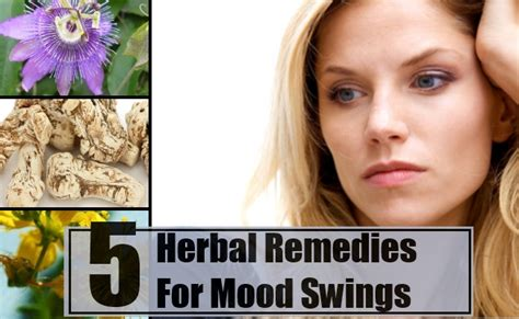 treating mood swings top 5 herbal remedies for mood swings treatments cure