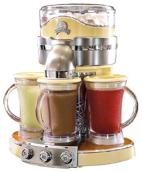 specialty kitchen appliances margaritaville tahiti frozen drink maker set