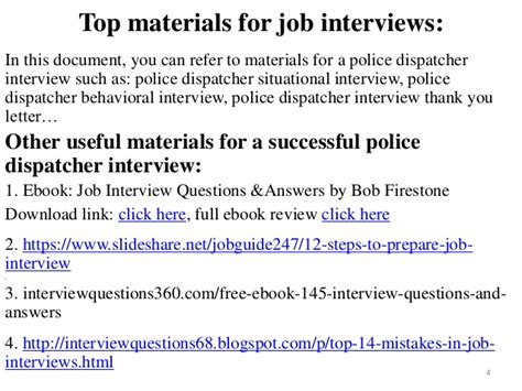 top 20 dispatcher questions answers
